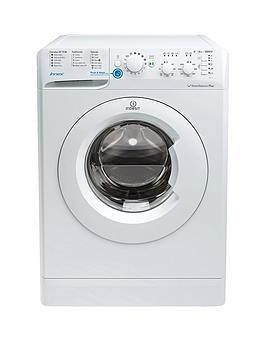 Indesit Innex Bwc61452Wuk 6Kg Load 1400 Spin Washing Machine  White