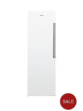hotpoint-sh61qwnbsp595cmnbspwide-167cmnbsptall-upright-fridge-white