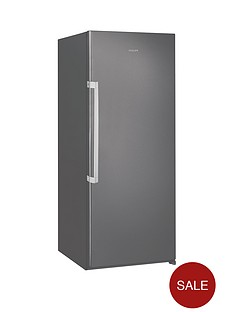 hotpoint-day-1-sh6a1qgrd-60cm-tall-fridge-graphite