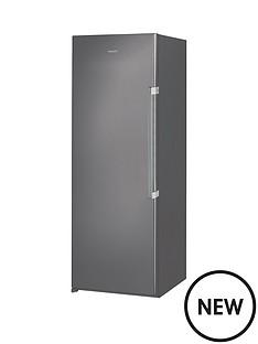 hotpoint-day-1-uh6f1cguk-60cm-tall-freezer-graphite