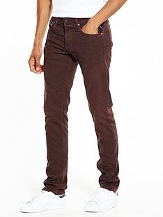 replay-grover-slim-fit-coloured-jeans