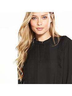 v-by-very-pleat-detail-blouse