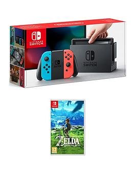 nintendo-switch-console-with-legend-of-zelda-breath-of-the-wild