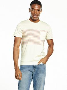 selected-homme-stripe-short-sleeve-tshirt