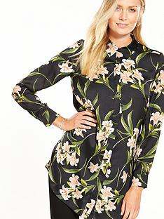 v-by-very-hammered-satin-longline-blouse