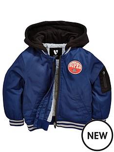 mini-v-by-very-mini-v-by-verynbspboys-hooded-navy-bomber-jacket