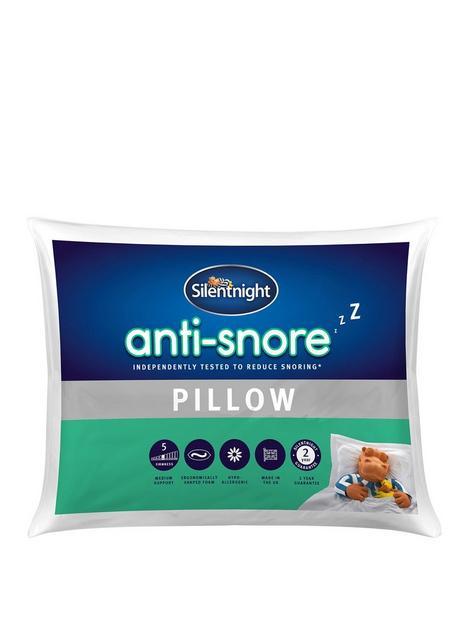 silentnight-anti-snore-pillow