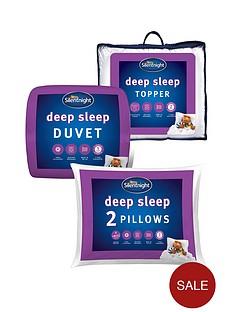 silentnight-silentnight-deep-sleep-135-tog-duvet-pillow-pair-and-topper-bundle-double