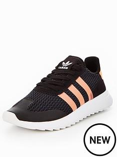 adidas-originals-flbnbsprunner-blackorangenbsp