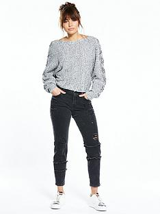 river-island-long-sleeve-gre