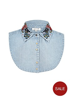 river-island-embroidered-denim-collar