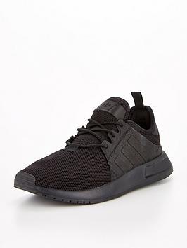adidas Originals Adidas Originals X_Plr Junior Trainer - Black Picture