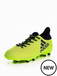 adidas-junior-x-173-firm-ground-football-boots-ocean-storm
