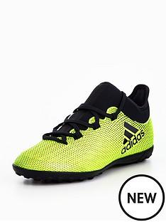 adidas-junior-x-173-astro-turf-football-boots-ocean-storm