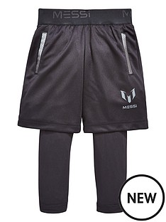 adidas-youth-messi-2in1-short