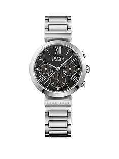 hugo-boss-black-hugo-boss-black-classic-sport-black-multi-dial-stainless-steel-bracelet-ladies-watch