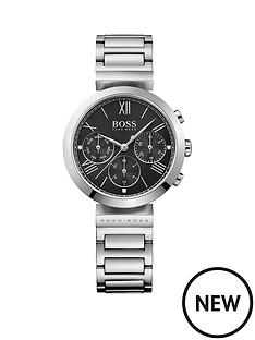 hugo-boss-hugo-boss-black-classic-sport-black-multi-dial-stainless-steel-bracelet-ladies-watch