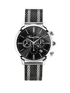 thomas-sabo-rebel-spirit-chrono-mens-watch-black-dial-42mm-2-tone-mesh-bracelet