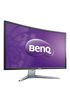 benq-ex3200r-va-315in-fhd-4ms-response-144hz-curved-monitor-speakers-height-adjust-stand
