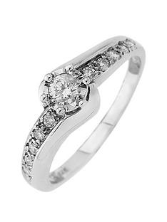starlight-9ct-gold-12ctnbsplook-25-point-diamond-illusion-set-solitaire-twist-ring-with-diamond-set-shoulders