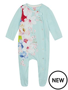 baker-by-ted-baker-baby-girls-floral-sleepsuit