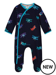 baker-by-ted-baker-baby-boys-plane-print-sleepsuit