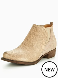 clarks-clarks-colindale-oak-metallic-ankle-boot