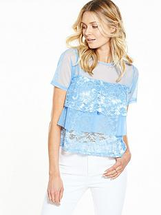 v-by-very-mesh-frill-lace-top