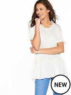 v-by-very-frill-hem-t-shirt-ivorynbsp