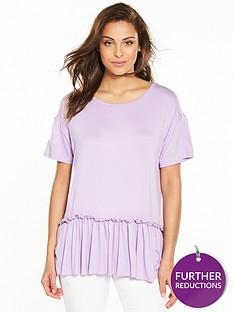 v-by-very-frill-hem-t-shirt-lilacnbsp