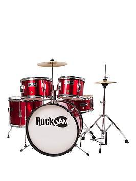 Rockjam Rj105 5Piece Junior Drum Set