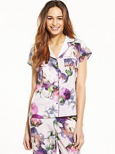 b-by-ted-baker-sunlit-floralnbspshort-sleevenbsprever-top