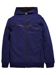 v-by-very-zip-front-panel-hoodie-navy
