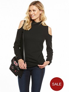 v-by-very-cut-out-shoulder-rib-jersey-top
