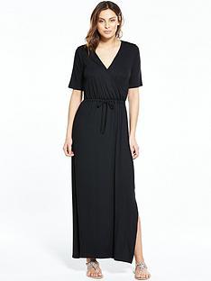 v-by-very-short-sleeve-jersey-maxi-dress