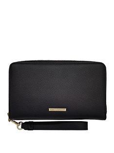 rebecca-minkoff-stylish-regan-zip-wristlet-handbag-style-case-for-any-device-ndash-black