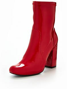 v-by-very-rebel-patent-block-heel-ankle-boot--red