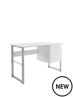 alphason-cabrini-white-storage-desk