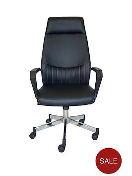 alphason-brooklyn-high-back-office-chair