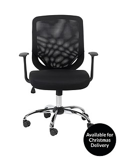 alphason-atlanta-mesh-back-office-chair-black
