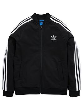 Adidas Originals Adidas Originals Older Boy Superstar Tracktop