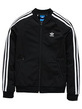 Adidas Originals Adidas Originals Older Girls Supergirl Track Top