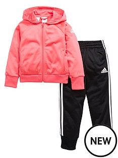 adidas-toddler-girls-hooded-tracksuit