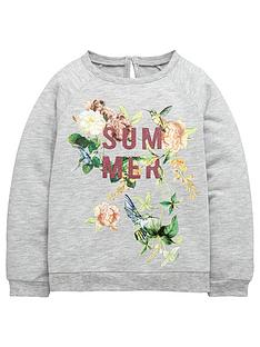 mini-v-by-very-toddler-girls-floral-and-slogan-sweat-top