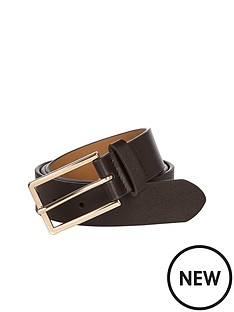 river-island-mens-rose-gold-buckle-belt