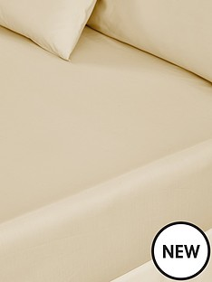 silentnight-egyptian-cotton-fitted-sheet-28cm-ks
