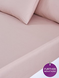 silentnight-180-thread-count-pure-cotton-fitted-sheet-28cm