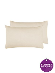 silentnight-180-thread-count-pure-cotton-standard-pillowcases-pair