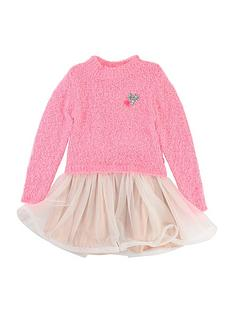 billieblush-girls-knitted-top-mesh-dress