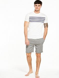 v-by-very-short-sleeve-tee-amp-shorts-pj-set